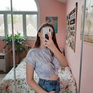 Tye dye t-shirt from pacsun in size small